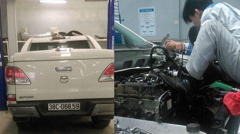Xe Mazda mua chưa đầy năm