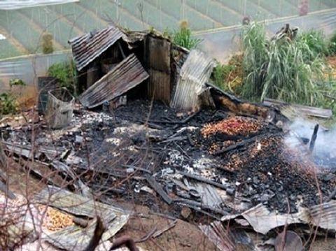 Điều tra vụ vợ ghen, chồng phóng hỏa khiến 3 người thương vong - Ảnh 1