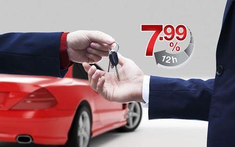 Thủ tục mua ô tô trả góp - Ảnh 1