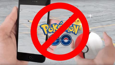 Pokemon Go lọt vào danh sách đen của Boeing - Ảnh 1