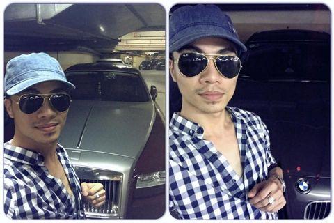 Khoe dàn siêu xe ở Hà Nội, sự thật Kenny Sang giàu cỡ nào? - Ảnh 3