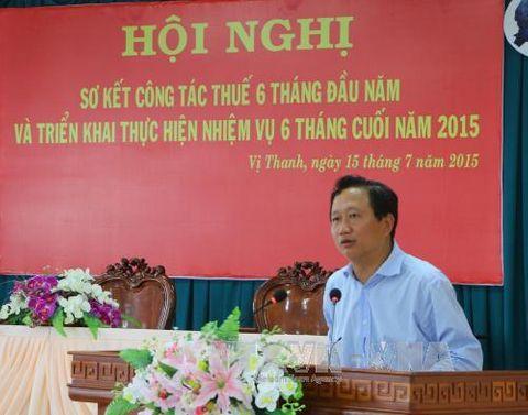 Tổng Bí thư chỉ đạo công việc sau kết luận về ông Trịnh Xuân Thanh - Ảnh 1