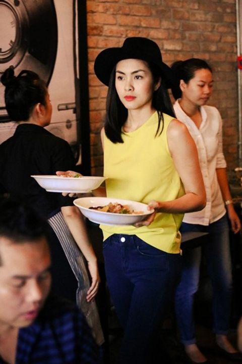 Không cần nhà chồng đại gia, Tăng Thanh Hà cũng sở hữu