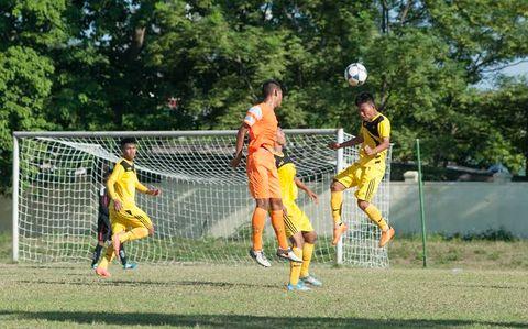 Đội bóng THPT Quảng Ngãi bị loại khỏi Hội khỏe Phù Đổng do gian lận cầu thủ - Ảnh 1