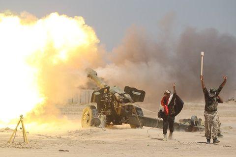 Iraq tuyên bố giải phóng hoàn toàn thành phố Fallujah - Ảnh 1
