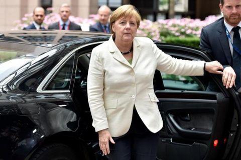 Thủ tướng Đức Angela Merkel - Ảnh: Reuters.