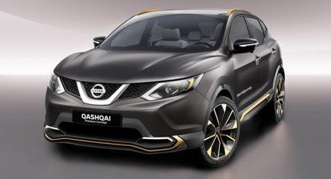 Nissan Qashqai bất ngờ dự định ra mắt phiên bản cao cấp - Ảnh 1