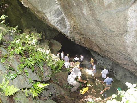 Lại phát hiện hang động tuyệt đẹp gần bằng hang Sơn Đoòng ở Bắc Kạn - Ảnh 1