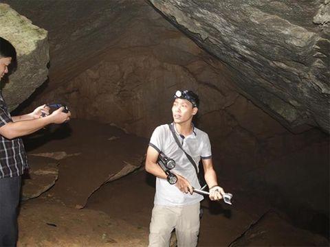 Lại phát hiện hang động tuyệt đẹp gần bằng hang Sơn Đoòng ở Bắc Kạn - Ảnh 2