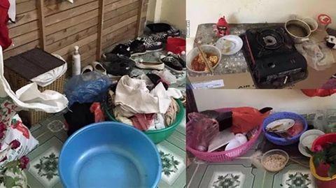 Dân mạng ném đá chiếc giường ngủ luộm thuộm 'như ổ chó' của bà mẹ trẻ - Ảnh 13