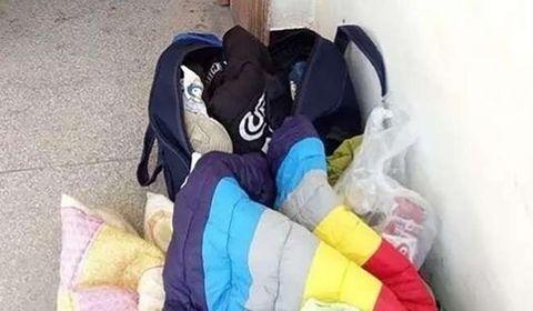 Xót thương cháu bé 3 tuổi cố chạy theo mẹ sau khi bị bỏ rơi ở trại trẻ mồ côi - Ảnh 3