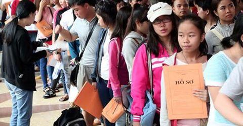 Tuyển sinh - Du học - Dự kiến điểm trúng tuyển khối A, A1 các trường ĐH sẽ giảm mạnh