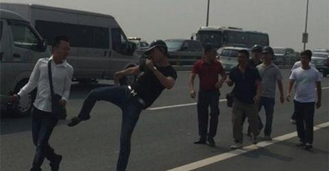 Phóng viên bị công an hành hung: Công an Hà Nội vào cuộc
