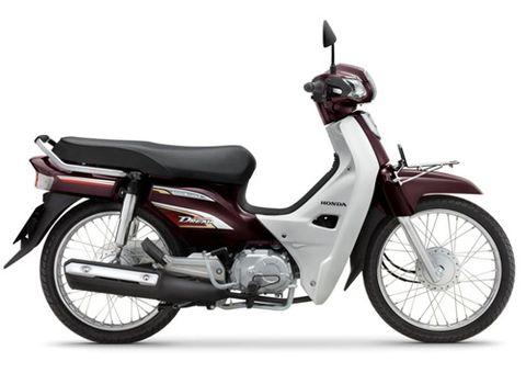 Ôtô - Xe máy - Dòng xe dream 110i 2012 phun xăng điện tử đầu tiên ở Việt Nam