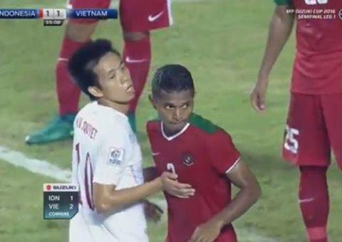 Bóng đá - Việt Nam thua sát nút Indonesia với tỉ số 1-2