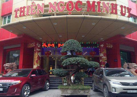 Thị trường - Thiên Ngọc Minh Uy bị kiểm tra phát hiện hàng loạt sai phạm