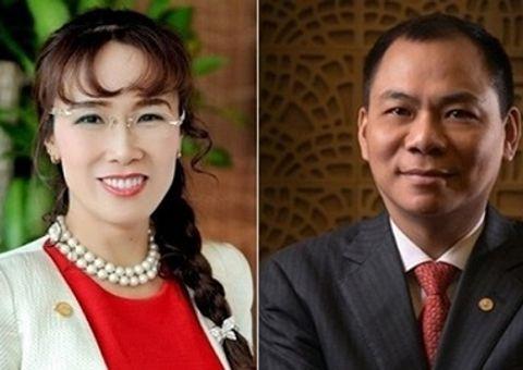 Kinh doanh - Hai tỷ phú Việt lọt danh sách những người giàu nhất thế giới năm 2017