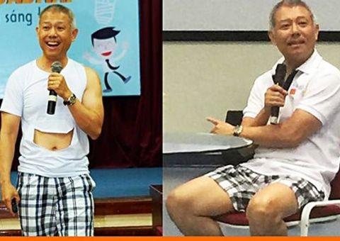 Kinh doanh - Cái quần đùi của ông Trương Nguyện Thành không phải là… cái quần đùi!