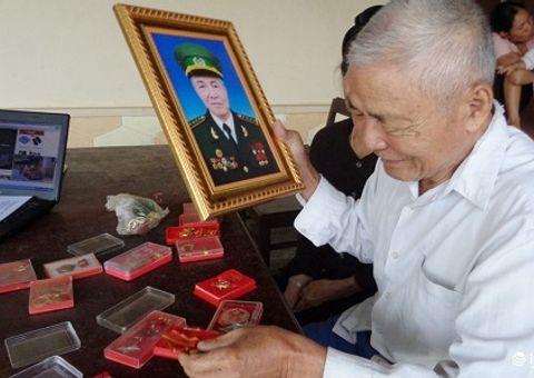 Tin trong nước - Ký ức của người lính gần 20 năm bảo vệ Bác Hồ
