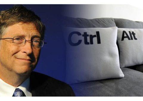 """Công nghệ - Bill Gates: Tổ hợp Ctrl + Alt + Del trên Windows là """"một sai lầm"""""""
