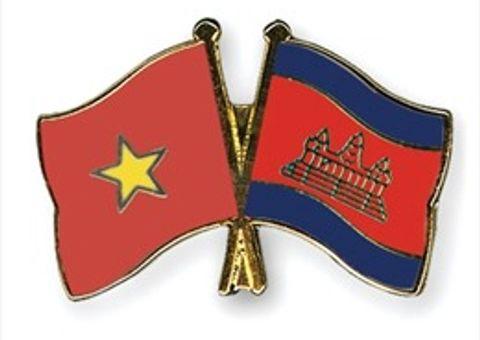 Tin trong nước - Trao đổi Thư chúc mừng của lãnh đạo cấp cao hai nước Việt Nam - Campuchia