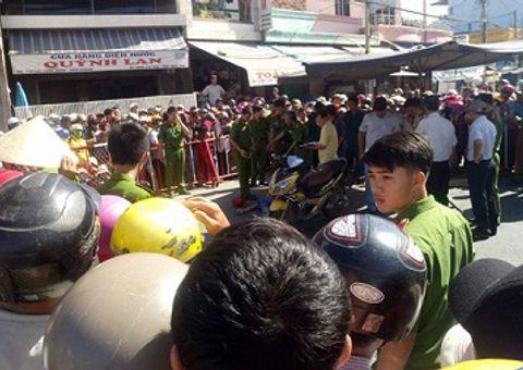 An ninh - Hình sự - Vụ bắn chết tình địch 31 tuổi ở Khánh Hòa: Khởi tố bị can