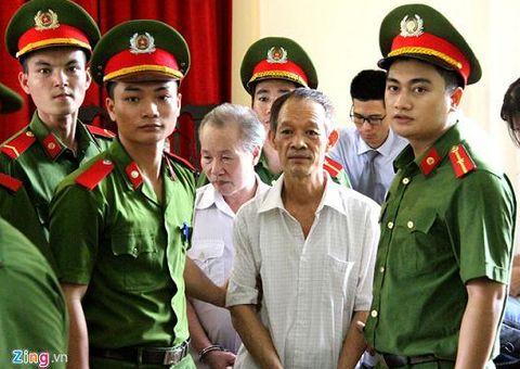 An ninh - Hình sự - Vụ sai phạm đất ở Đồng Tâm: 3 cựu