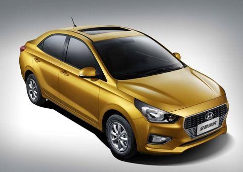 """Hyundai Reina 2017 long lanh """"chốt giá"""" chỉ hơn 170 triệu đồng"""