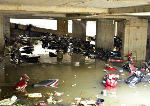 Tin tức - TP. HCM yêu cầu chủ đầu tư có phương án chống ngập tầng hầm chung cư