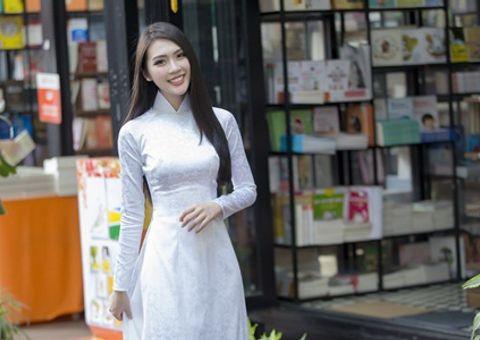 Tin tức - Tường Linh mang vẻ đẹp Việt Nam đến Miss Intercontinental 2017