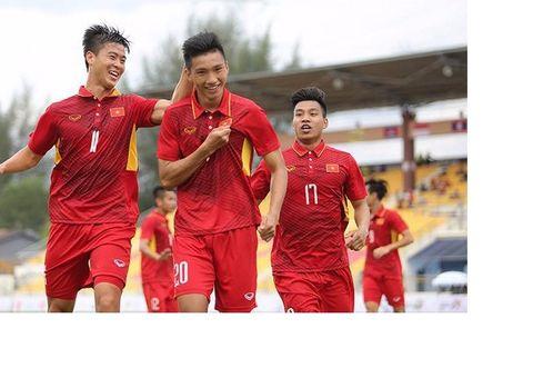 Văn Hậu có nguy cơ nghỉ hết giải U23 châu Á 2018