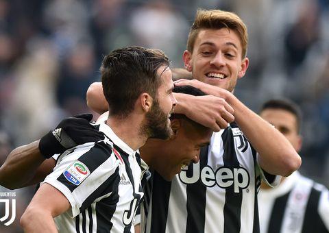 Tin tức - Clip: Đại thắng 7-0, Juventus chạy đua chức vô địch