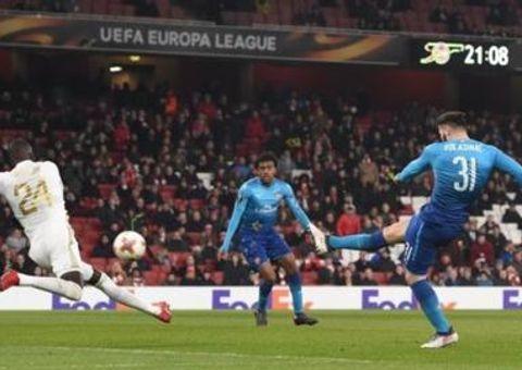 Video bàn thắng Arsenal 1-2 Oestersunds tại Europa League