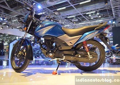 """Mẫu Honda CB 125 Shine SP đẹp """"long lanh"""" giá chỉ 21,6 triệu đồng"""