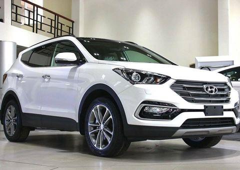 """Tin tức - Mới đầu năm, Hyundai Santa Fe """"tung chiêu"""" giảm mạnh 212 triệu đồng"""