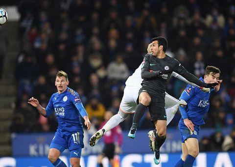Tin tức - Highlights Leicester 1-2 Chelsea: Chiến thắng vất vả