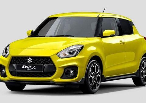 """Ô tô Suzuki Swift giá chỉ 176 triệu đồng """"cháy hàng"""" tại châu Á"""