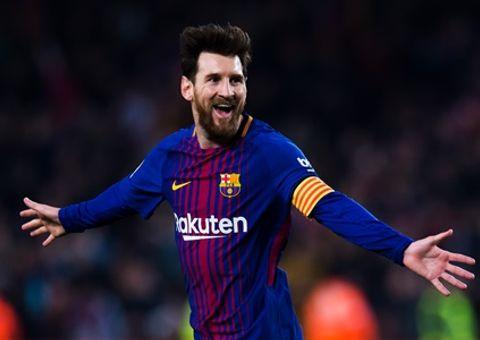 Messi đoạt danh hiệu Chiếc giày vàng châu Âu lần thứ 5