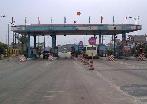 Bộ GTVT báo cáo Thủ tướng tình hình tại trạm BOT Tân Đệ