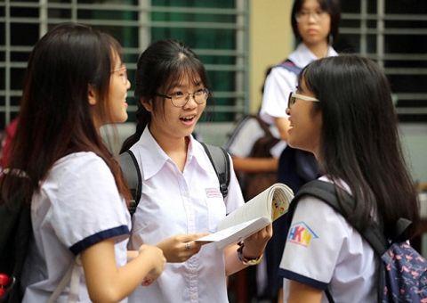 Tin tức - Điểm chuẩn vào lớp 10 năm 2018 tại TP. Hồ Chí Minh sẽ tăng nhẹ