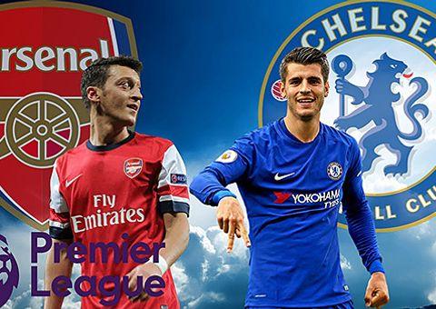 """Chelsea - Arsenal: """"Pháo thủ"""" tiếp tục nếm trái đắng?"""