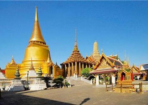 Giải trí - Á quân 2 cuộc thi Tìm Kiếm Thiên Tài Nhí 2018 tham quan Thái Lan – Đất nước của nụ cười
