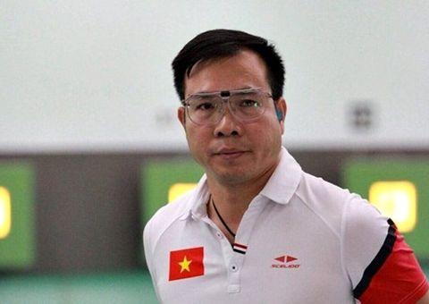 Hoàng Xuân Vinh gây sốc khi bị loại sớm ở nội dung từng giành HCV Olympic