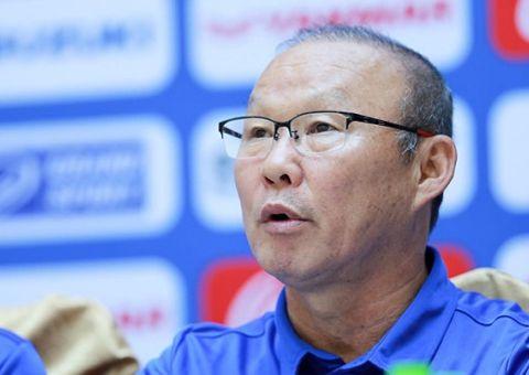 """HLV Park Hang Seo: """"AFF không còn bị giới hạn về lứa tuổi để chọn lựa cầu thủ"""""""