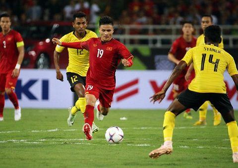 Việt Nam 2- 0 Malaysia: Thầy trò HLV Park Hang Seo viết tiếp lịch sử trên sân Mỹ Đình