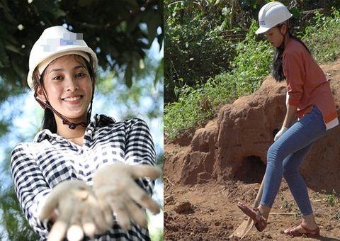 Tin tức - Lọt Top 5 dự án Nhân ái, Tiểu Vy có lặp lại thành tích của Đỗ Mỹ Linh?