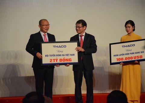 Tin tức - Doanh nghiệp thưởng 100 ngàn USD, HLV Park Hang-seo
