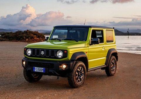 Tin tức - Vì sao mẫu xe địa hình Suzuki Jimny 2019 giá hơn 463 triệu đồng gây sốt thị trường châu Âu?