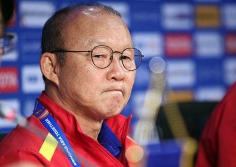 """HLV Park hang seo tiết lộ """"ma thuật"""" đánh bại Jordan, giúp Việt Nam tiến thẳng tứ kết Asian Cup 2019"""