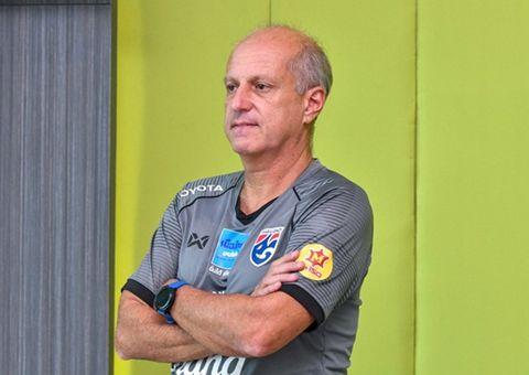 HLV U23 Thái Lan phát biểu thách thức trước vòng loại U23 châu Á